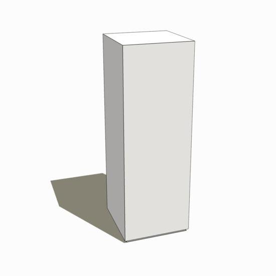 Sokkel Pro 40 x 40 x 115 cm
