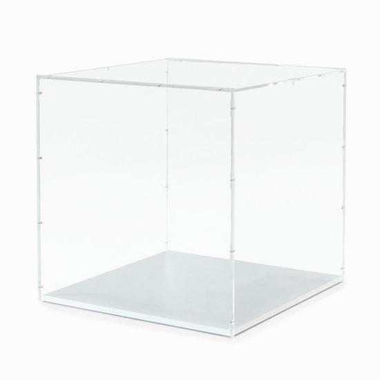 Budget plexiglazen vitrine op maat