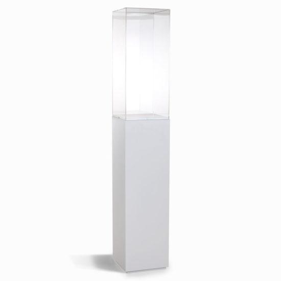 Plexiglazen vitrine op maat