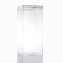 Plexiglazen vitrines op maat